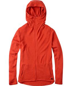 Burton Negani Fleece Red Clay Heather