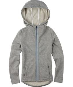 Burton Negani Hoodie Monument Heather