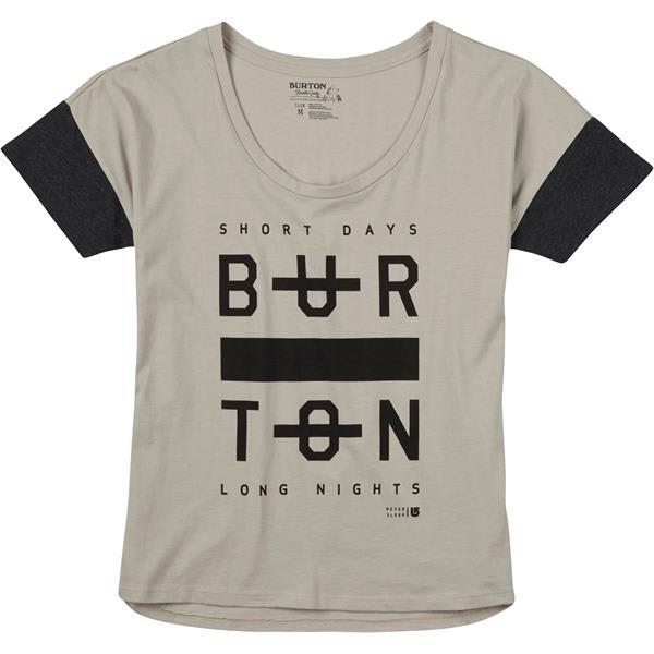 Burton Never Sleep Slouchy Scoop T-Shirt