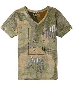 Burton Never Sleep V-Neck T-Shirt