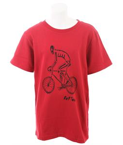 Burton No Breakes T-Shirt Red