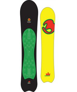 Burton No Fish Snowboard 156