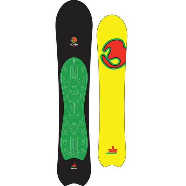 Burton No Fish Snowboard
