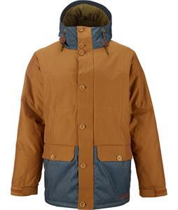 Burton Nomad Snowboard Jacket True Penny/indigo Denim
