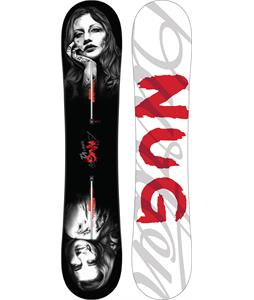 Burton Nug Flying V Restricted Blem Snowboard 142