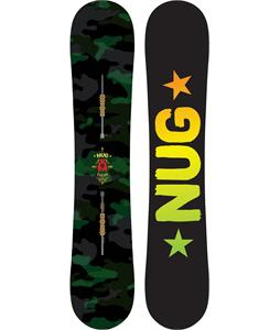 Burton Nug Flying V Snowboard 154
