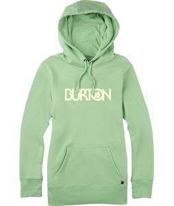 Burton Overspray Pullover Hoodie Sprucetone