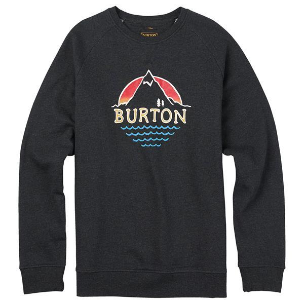 Burton Panorama Crew Pullover Sweatshirt