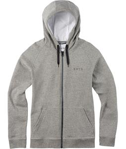 Burton Park Full-Zip Hoodie Monument Heather