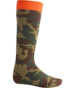 Burton Party Socks Camo