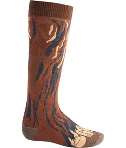 Burton Party Socks Sasquatch