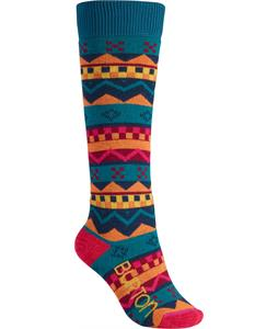 Burton Party Socks Geo-Fair