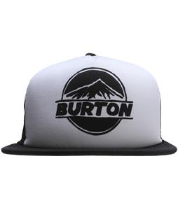 Burton Peaked Cap True Black