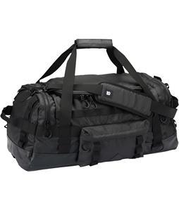 Burton Performer 50L Duffel Bag Black Rip Tarp 50L