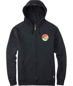 Burton Performer Full-Zip Hoodie True Black