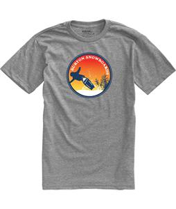 Burton Performer T-Shirt Gray Heather