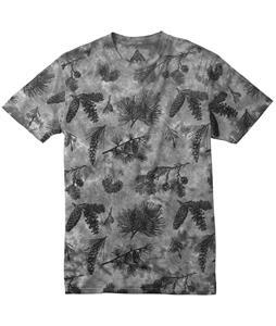 Burton Pine Cone Floral T-Shirt