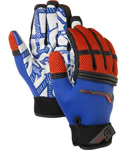 Burton Pipe Gloves Cyanide/Burner