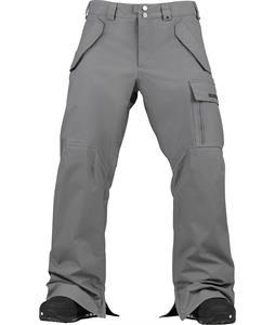 Burton Poacher Snowboard Pants Monoxide