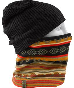 Burton Poledo Neck Gaiter True Black