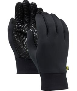Burton Powerstretch Liner Gloves True Black