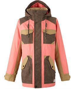 Burton Prestige Snowboard Jacket Coraline Colorblock