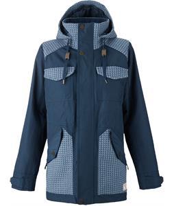 Burton Prestige Snowboard Jacket Submarine Colorblock