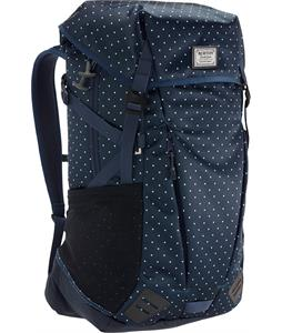 Burton Prism Backpack Eclipse Polka Dot Satin 30L