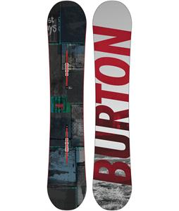 Burton Process Flying V Snowboard 162