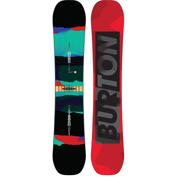 Burton Process Flying V Wide Blem Snowboard