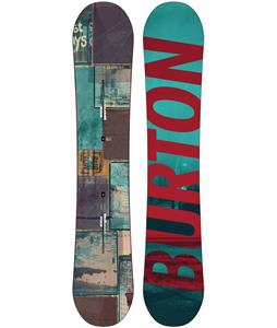 Burton Process Off Axis Snowboard