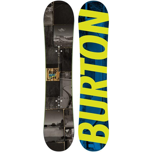 On sale burton process smalls snowboard boys up to 50 off for Housse snowboard burton