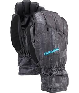 Burton Profile Under Gloves True Black Washed Out