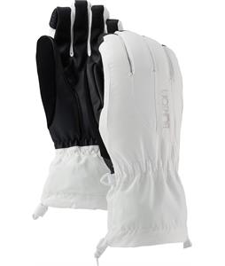 Burton Profile Gloves Stout White