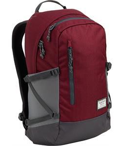 Burton Prospect Backpack Zinfandel Herringbone 21L