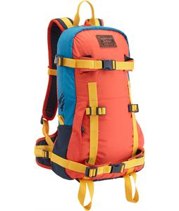 Burton Provision Backpack Red Clay Triple Ripstop 20L