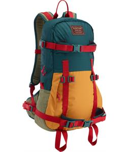 Burton Provision Backpack Big Spruce Triple Ripstop 20L