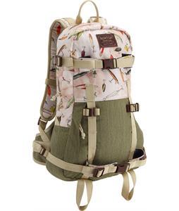 Burton Provision Backpack Fishing Lures Print 20L
