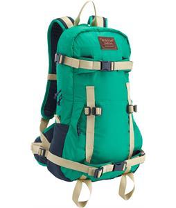Burton Provision Backpack Green Lake Triple Ripstop 20L
