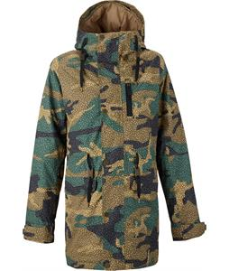 Burton Prowess Snowboard Jacket Floral Camo