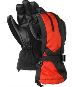 Burton Pyro Gloves True Black/Burner