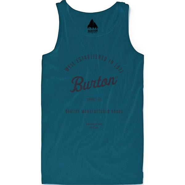 Burton Quality Goods Tank Top