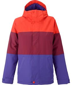 Burton Radiant Snowboard Jacket Aries Colorblock