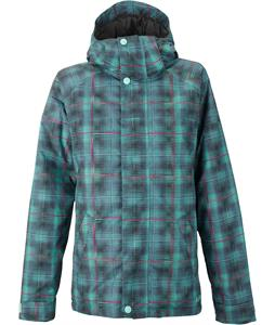 Burton Radiant Snowboard Jacket Digiplaid