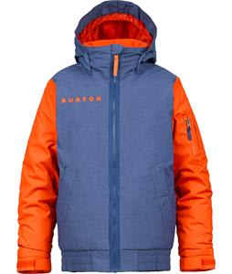 Burton Raider Snowboard Jacket Atlantic/Burner