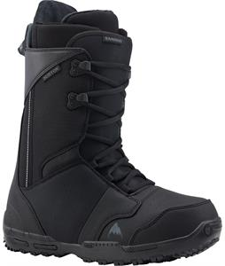 Burton Rampant Snowboard Boots Black