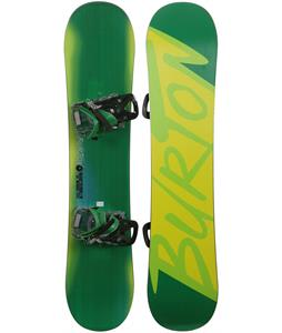 Burton Ready To Ride Snowboard Package