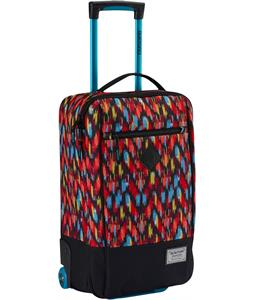 Burton Red Eye Roller Travel Bag Ikat Stripe 41L