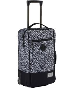 Burton Red Eye Roller Travel Bag Mountain Snow Print 41L