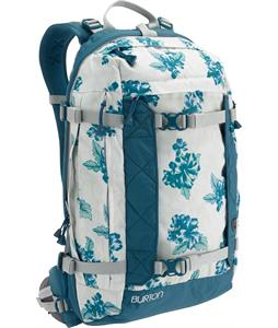 Burton Riders 22L Backpack Floral Camo 22L